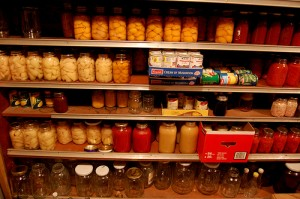 8 Ways to Increase Your Food Storage- Real Food Style | HomespunOasis.com