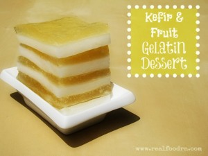kefir-gelatin-dessert