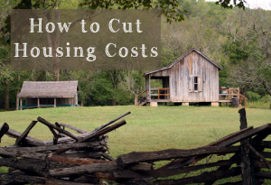 How to Cut Housing Costs