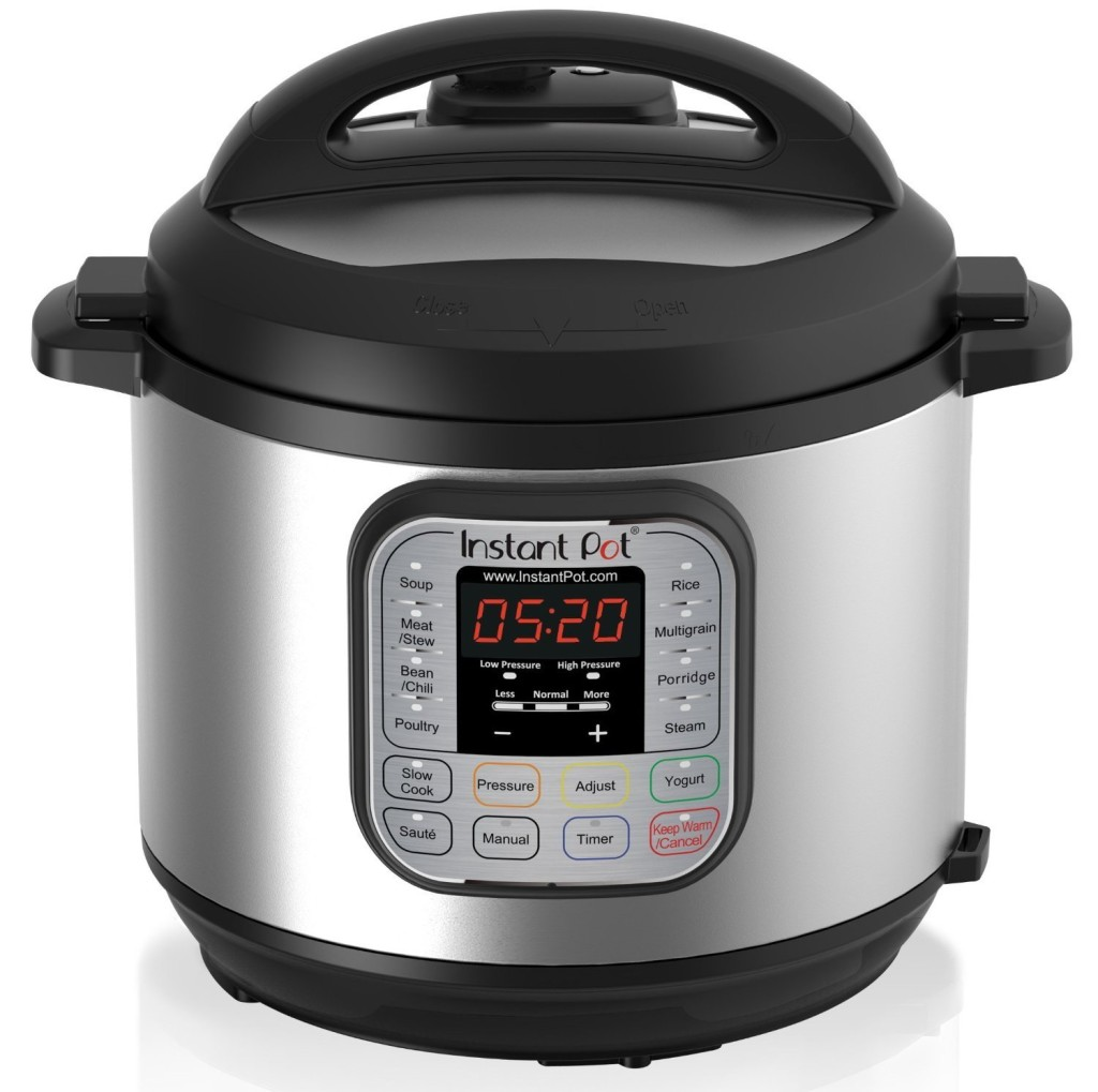 Instant Pot LOVE | I had no idea an electric pressure cooker could make such a difference in my off-grid kitchen! | HomespunOasis.com