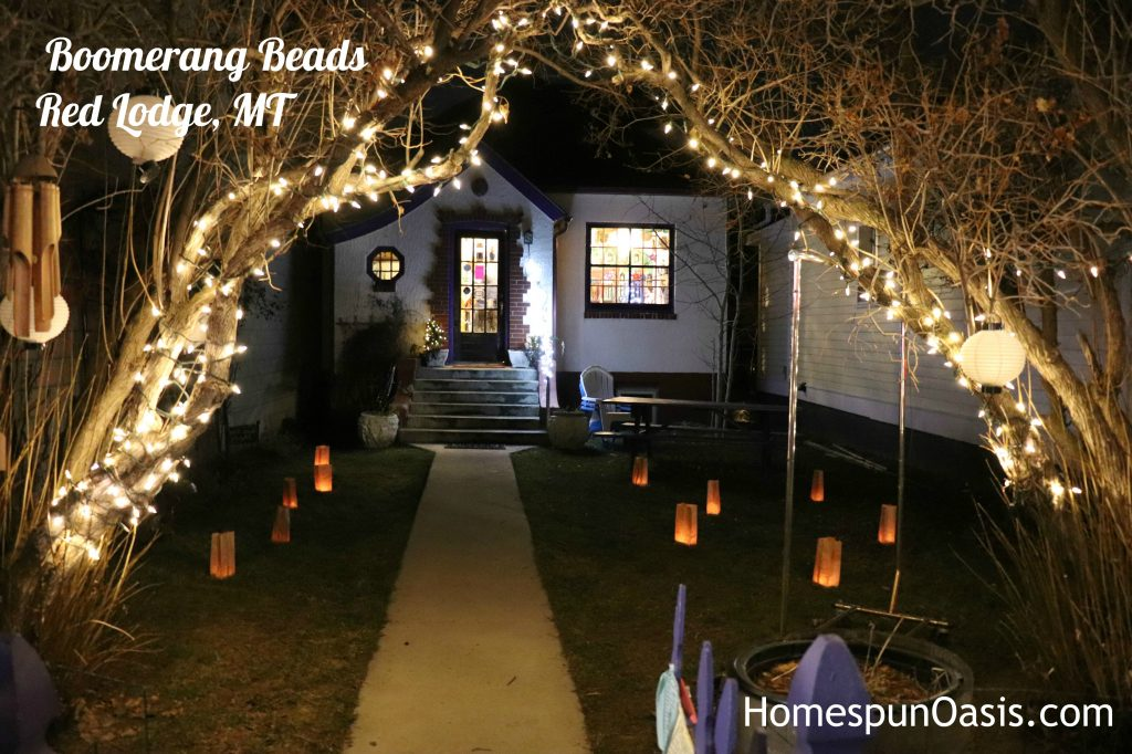 For those crafty people on your list! ~HomespunOasis.com