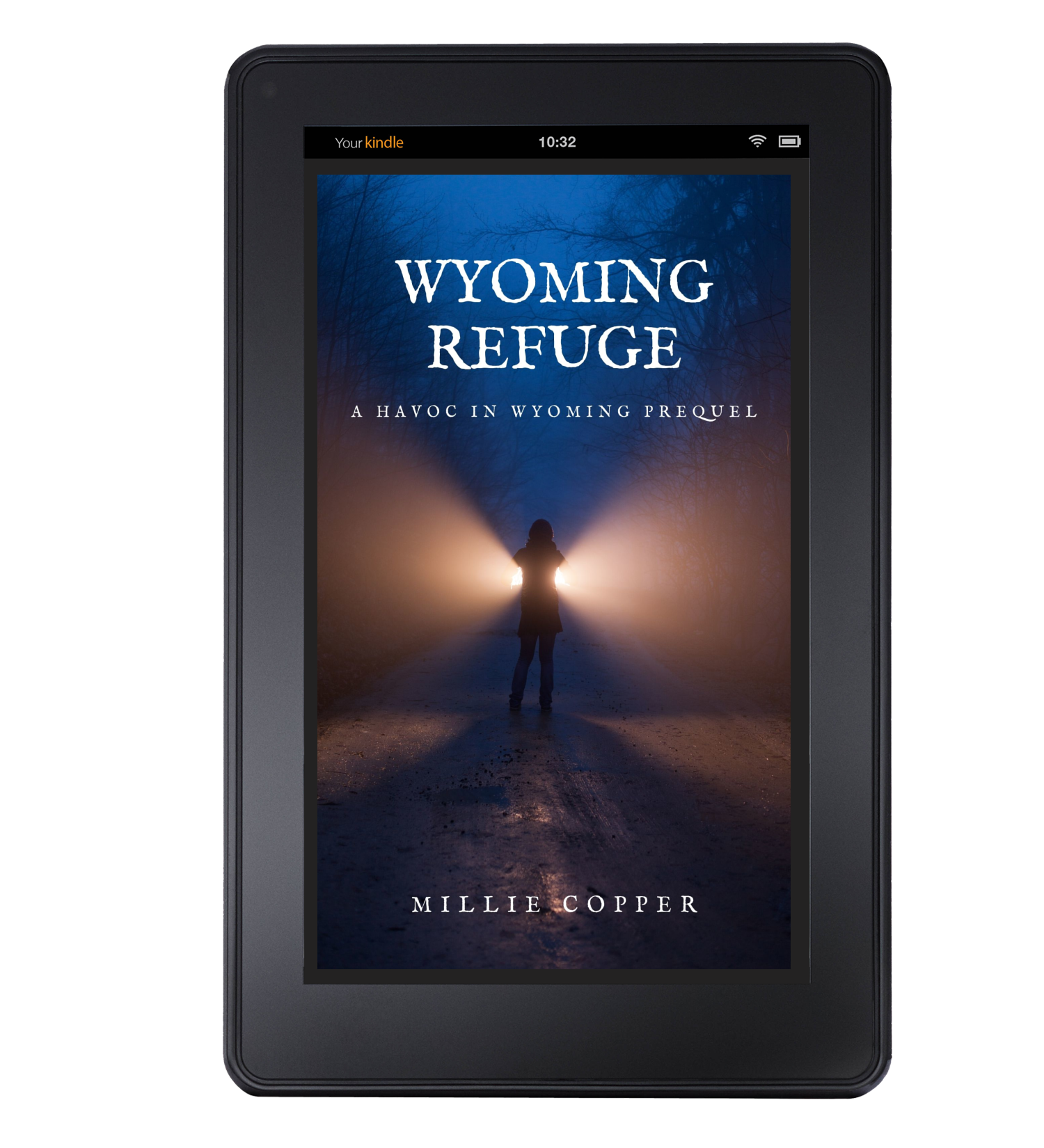 Wyoming Refuge Kindle
